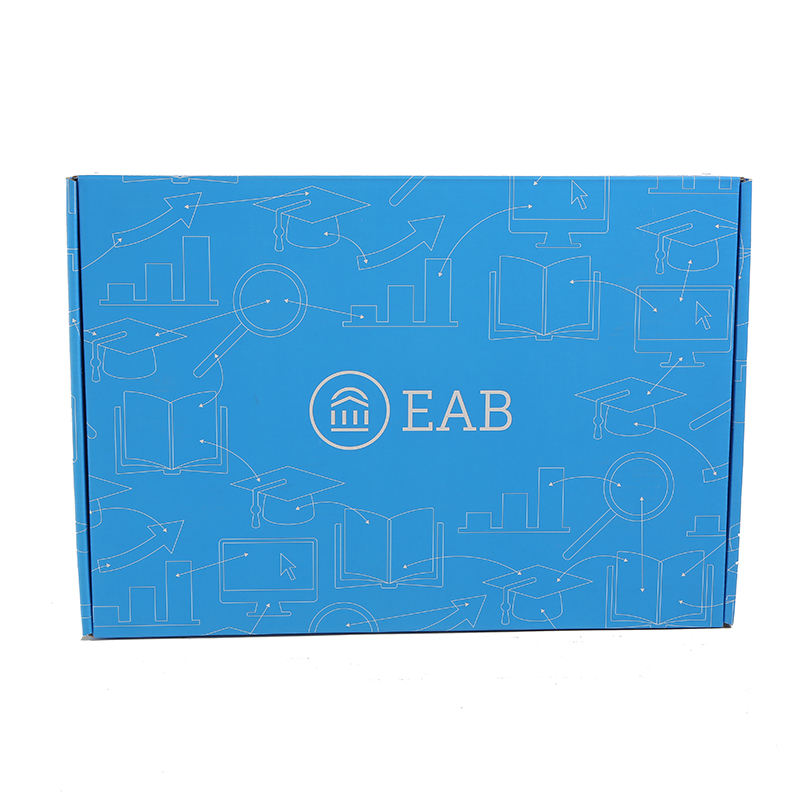 Wholesale Fancy custom image design shipping paper Corrugated Box