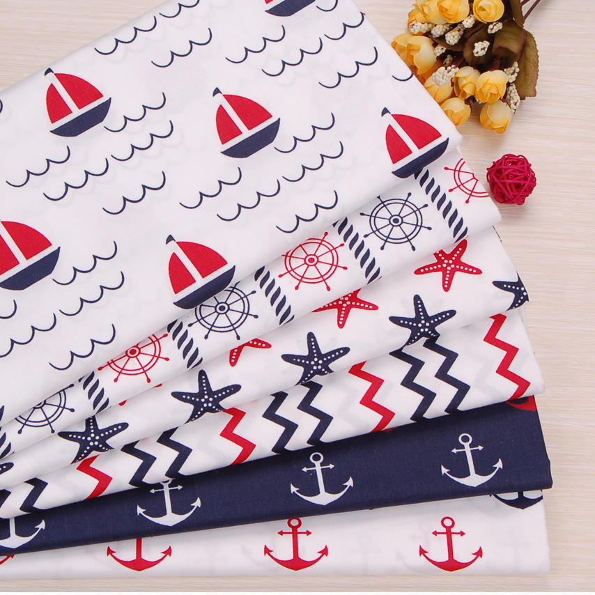 100% cotton custom printed cotton fabric for shirt