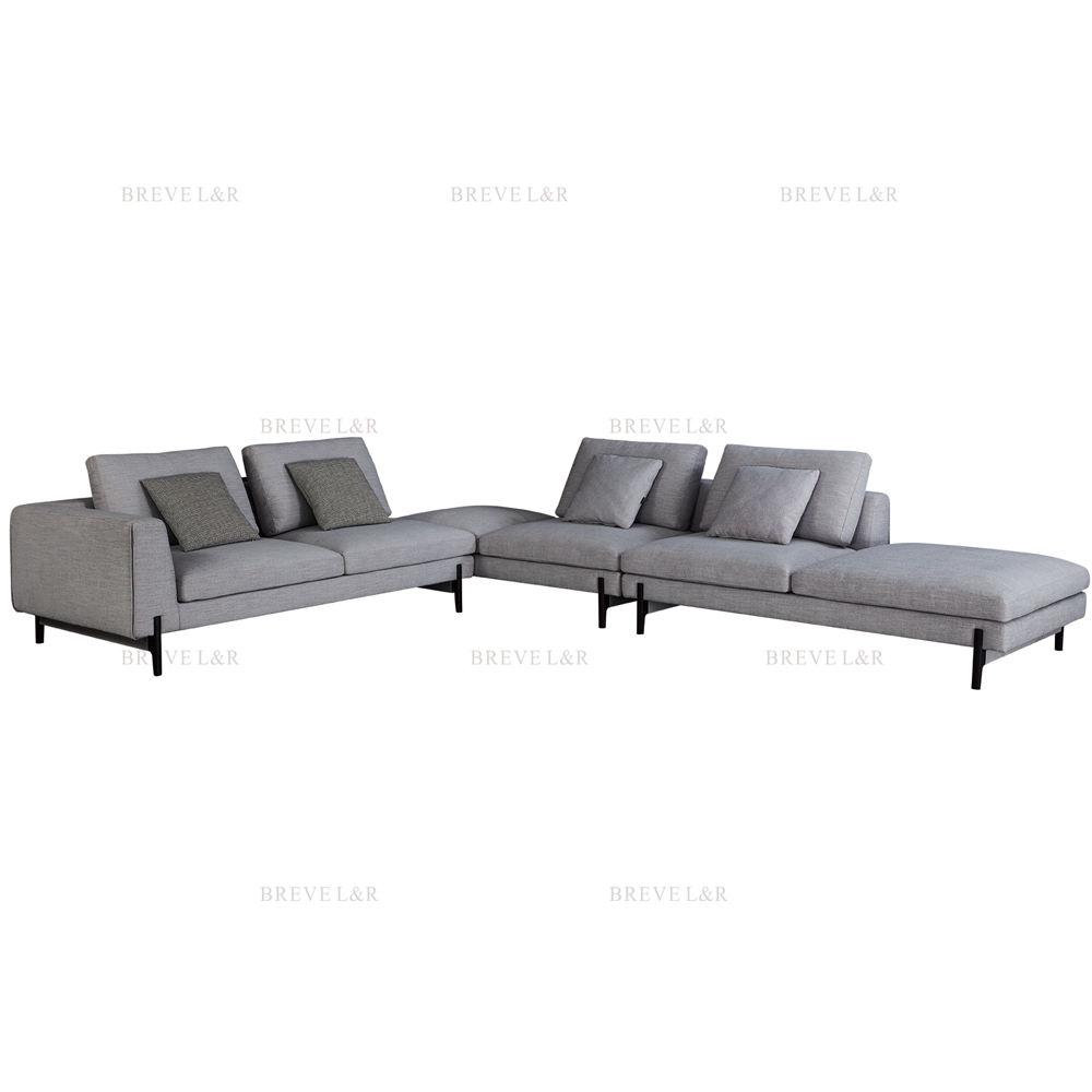 <span class=keywords><strong>Casa</strong></span> contemporánea muebles nuevo de <span class=keywords><strong>moda</strong></span> conjunto de sofá 7 plazas moderna sala de estar de cuero
