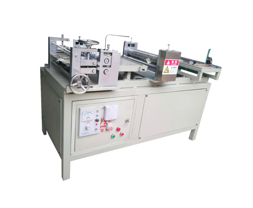Simple folding filter paper equipment Filter paper folding equipment Filter processing line
