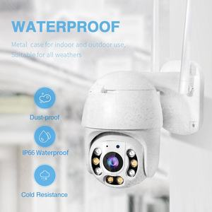 Wifi IP Camera Out door Night Vision Ptz Cctv Wireless Network 1080P Hd