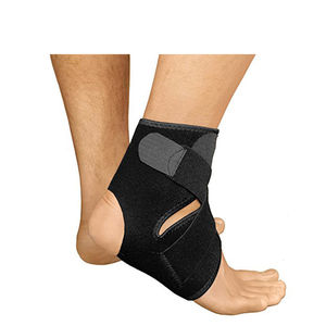 2019 Hot sport neoprene orthopedic ankle support foot sleeves / Enhance ankle fracture brace / adjustable ankle support