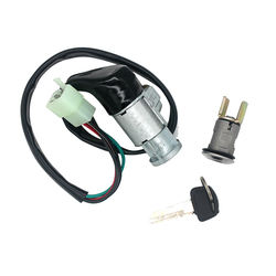 China Motorcycle Ignition With Coil And Keyless