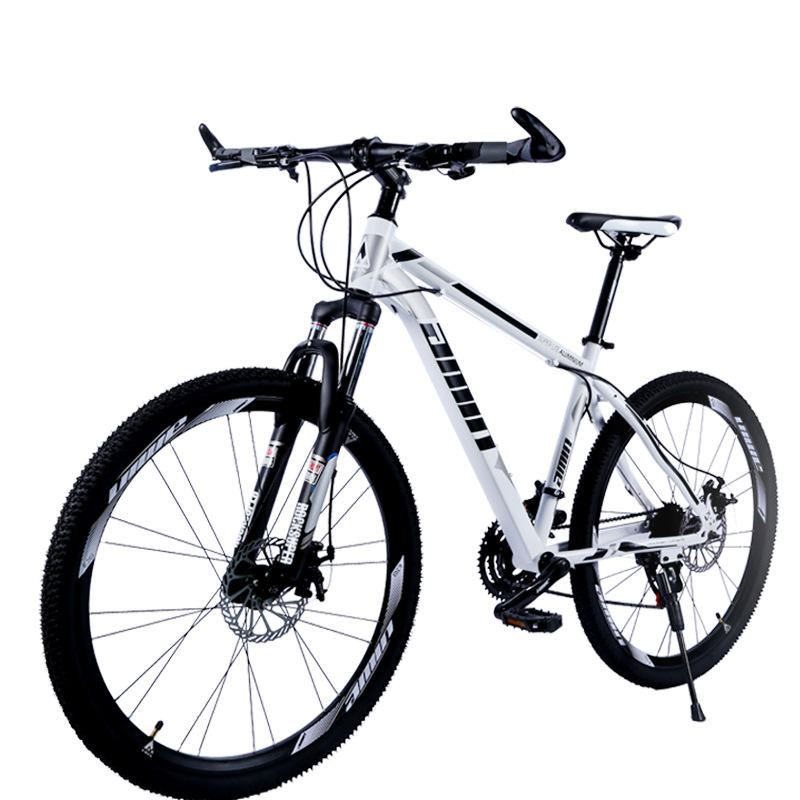 Road bike carbon fiber bicycle Adult off-road mountain city bike