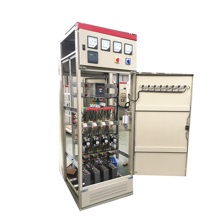 Reactive Power Compensation Cabinet ZGWB-1200 with High Voltage Power Factor Correction Equipment