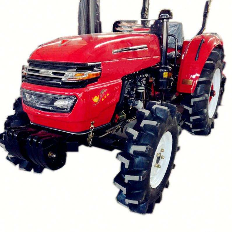 Cross-border direct sales of large multi-cylinder rotary tiller tractors