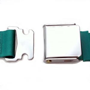 High Precision Custom Die Casting Aluminum Alloy Seat Belt Buckle Parts