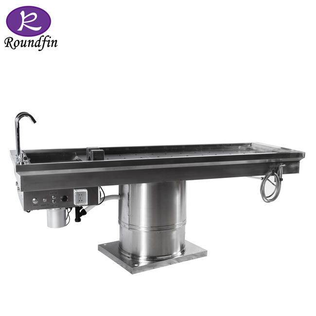 Embalming table autopsy equipment autopsy table price