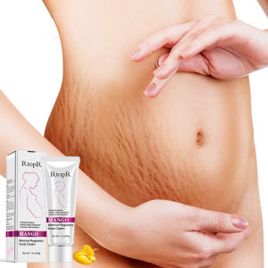 Mango Stretch Mark Cream For Pregnancy Repair Scar Slack Line Abdomen Stretch Marks Cream