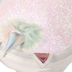 Fast Delivery Unicorn Cute Girls Mini Sequins Backpack Unicorn Lovely Sequins Backpack Fashion Blingbling Sparkling Backpack