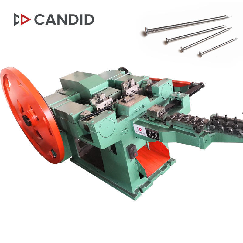 Machine for Making Nail