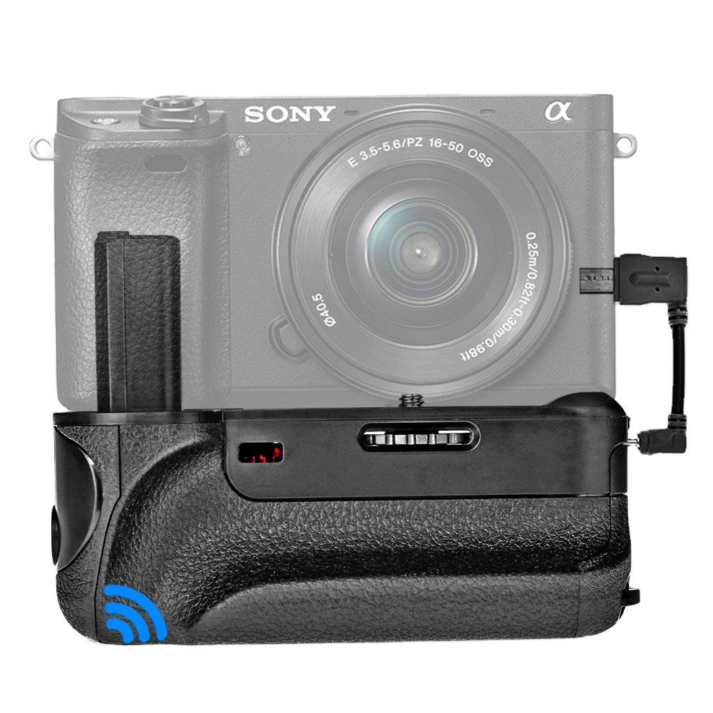 BG-3DIR Camera Power Battery Grip For Sony A6000