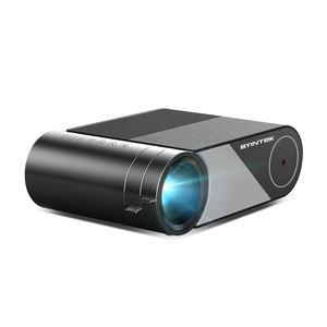 BYINTEK K9 Projector 250 Ansi Lumens Home Theater Video Beamer Projector