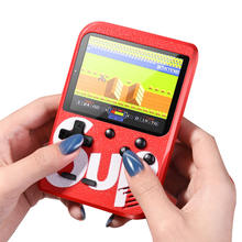 Mini Handheld SUP Game Player Retro Game 400 In 1 Video Console 8 Bit 3.0 Inch Box TV Console Gift Kids