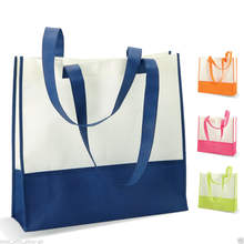 Ladies Large Beach Bag Non Woven Summer Tote Light weight Shoulder Handbag