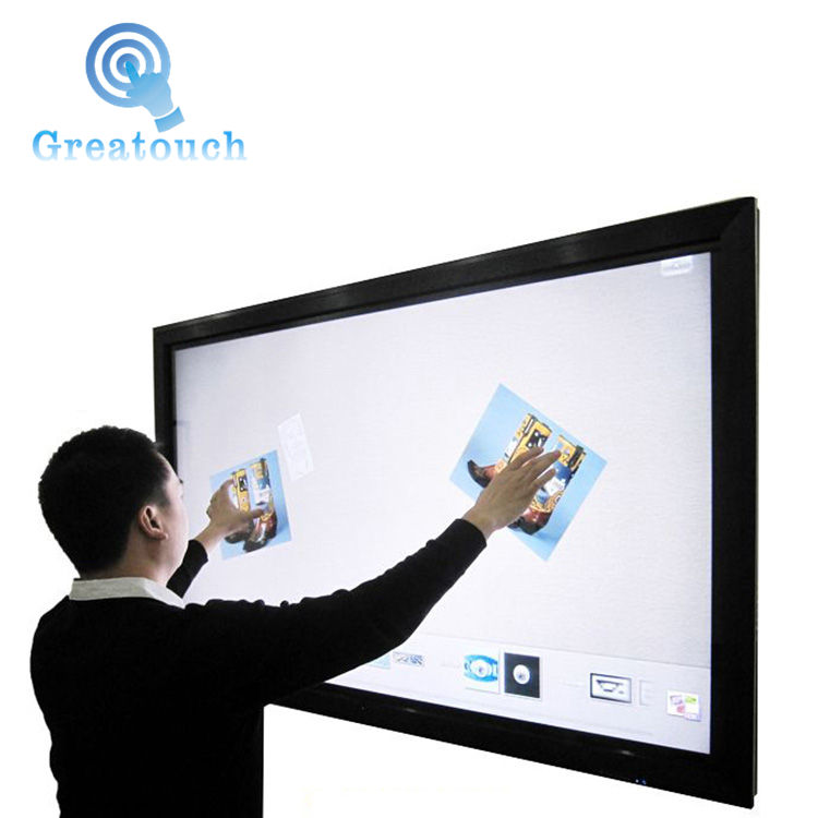 4/6/10/16//20/32 Multi-Point Touch <span class=keywords><strong>Infrarood</strong></span> Multi Touch Screen Voor Windows