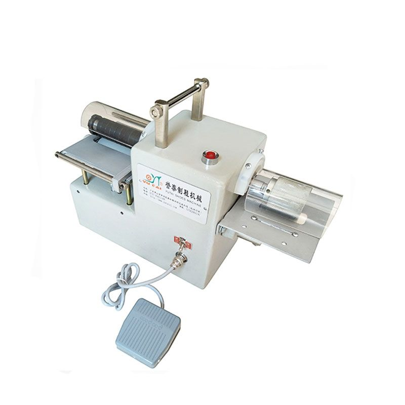 YT-116 Mini-type Leather Strap Cutting Machine Leather Processing Machine