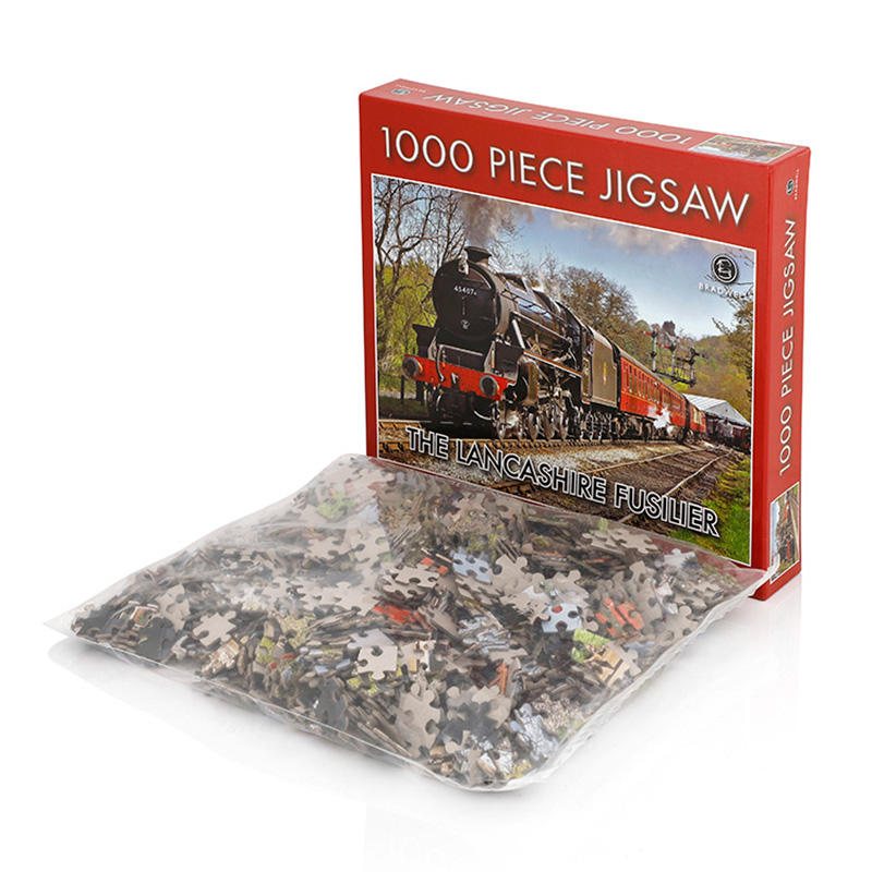 Adult Printable Jigsaw Personalized Puzzle 1000 Pieces