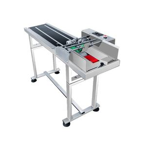 New design automatic feeder paging coder printing machine