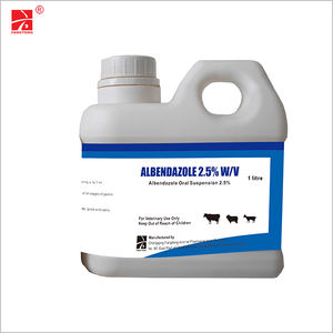 Veterinary antiparasitic Albendazole Oral Suspension 2.5%