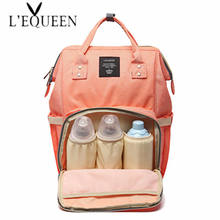 China Wholesale Waterproof Mommy Backpack Baby Diaper Backpack Bag Mummy Baby Backpack Diaper Bag