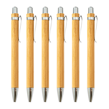 2019 Factory wholesale pen pencil set wood pen kit bamboo pencil