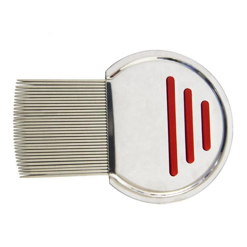 Factory Wholesale Hot Sale Stainless Steel Nit Lice Comb