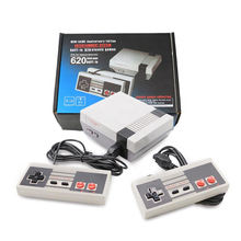 HD Output Retro Childhood TV PAL&NTSC Mini Video Handheld Game Console  Built-in 620 Classic Games For Nintendo NES