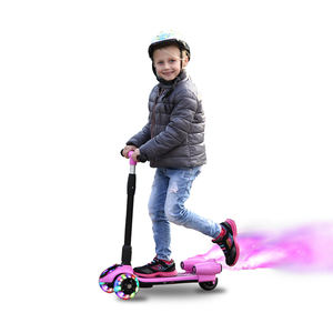 Hot Sale Cheap Three Wheel Skate Snow Kick 7 Years jet Kids Scooter