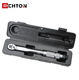 Multifunctional 5-25NM Drive Torque Wrench 1/4 Square Drive Two-way Precision Ratchet Wrench Repair Spanner Key Hand Repair Tool