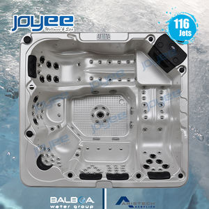 JOYEE garden outside jet spa bath massage large whirlpool outdoor balboa spa hot tubs with whirlpool jetted outdoor spa
