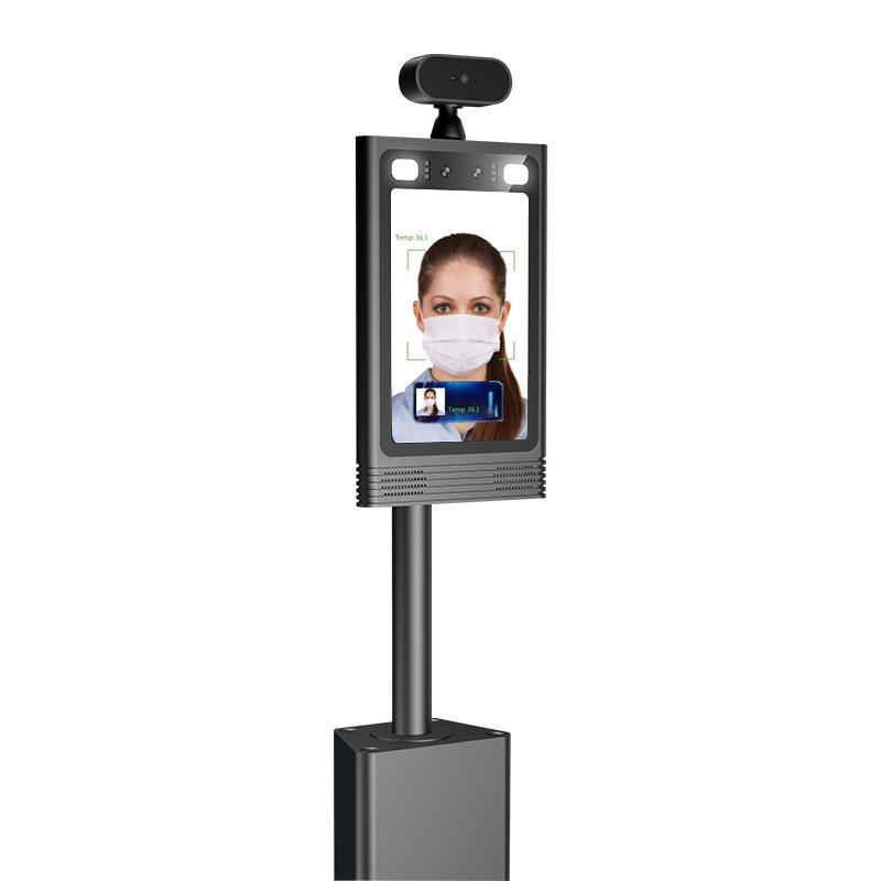 8 дюймов умное лицо сканеры Биометрия лица AI идентификационный терминал для станции метро аэропорта