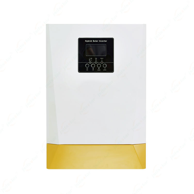 3kw 5kw off grid hybrid solar inverter with mppt charge controller