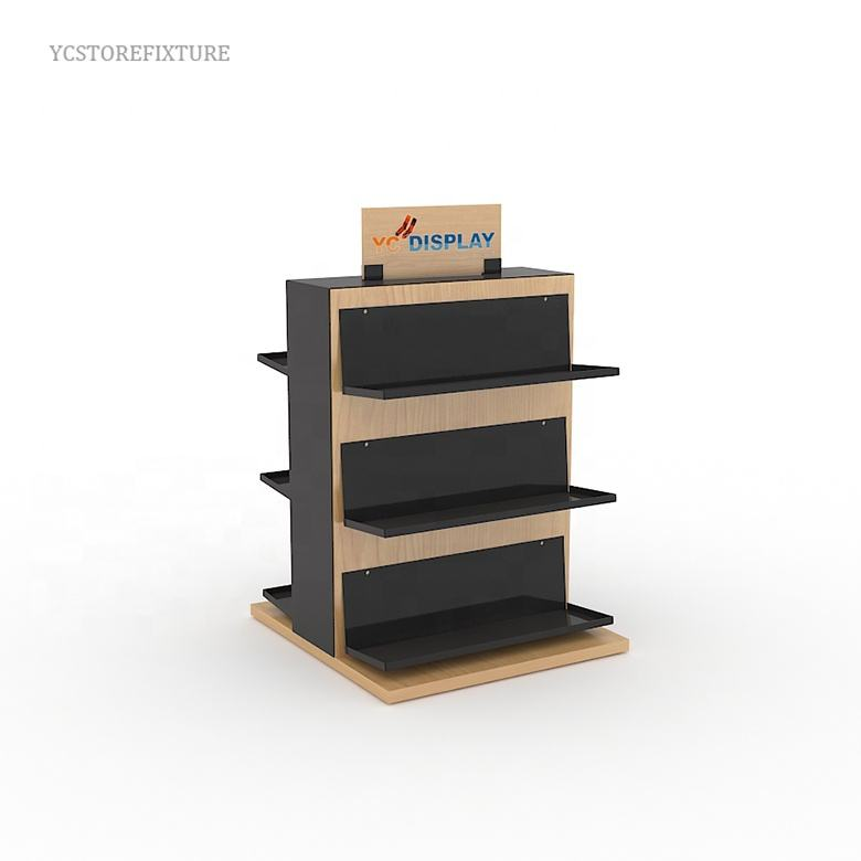 Designed double side sock display