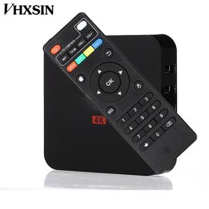 Beste Verkauf Internet Tv BOX MX PRO MINI Smart TV BOX Android 7.1 1 GB/8 GB Smart Media-Player 4K H.264 2,4G WiFi TVBox