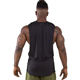 Fitness Mens Men Fitness Men Custom Blank Fitness Compression Quick Dry Cotton Workout Gym Tank Top Mens Active Wear