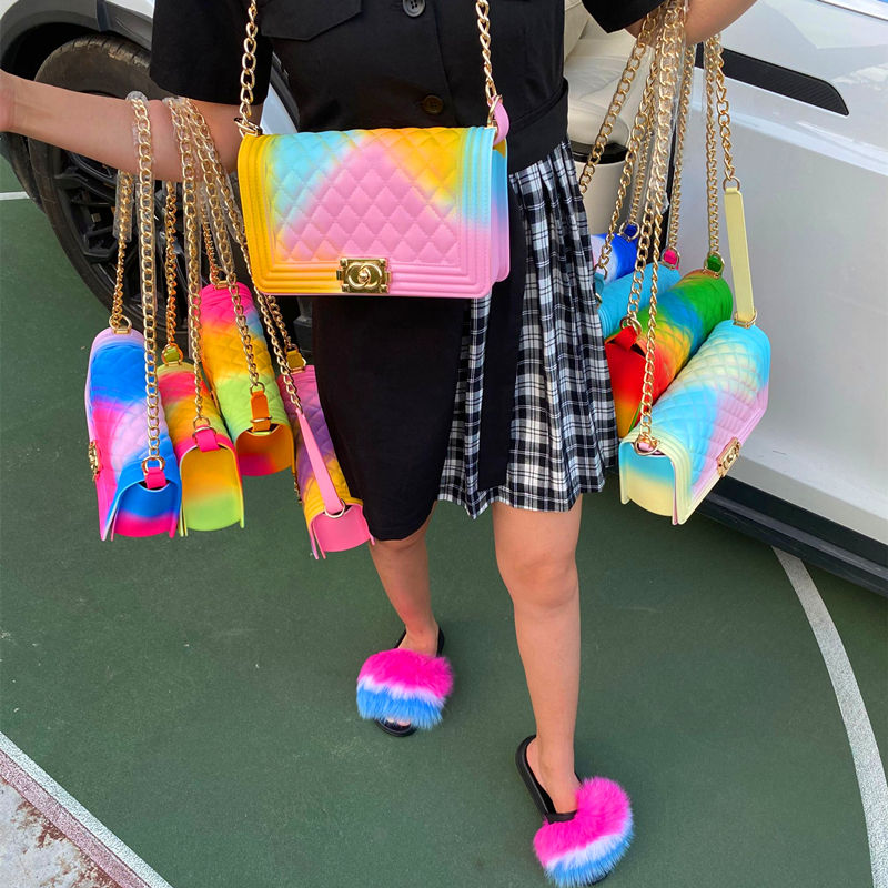 jelly purse vendor hand bags 2020 women jelly bags
