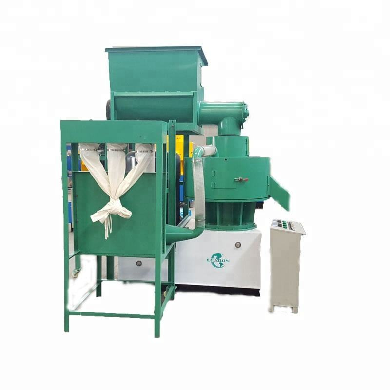 CE Owned Vertical Ring Die Rice Husk Sawdust Wood Pellet Mill for sale