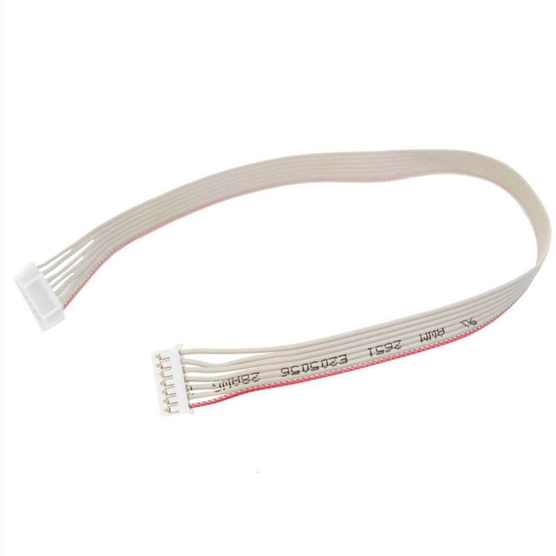 PVC insulation flat electrical wire cable AWM2651