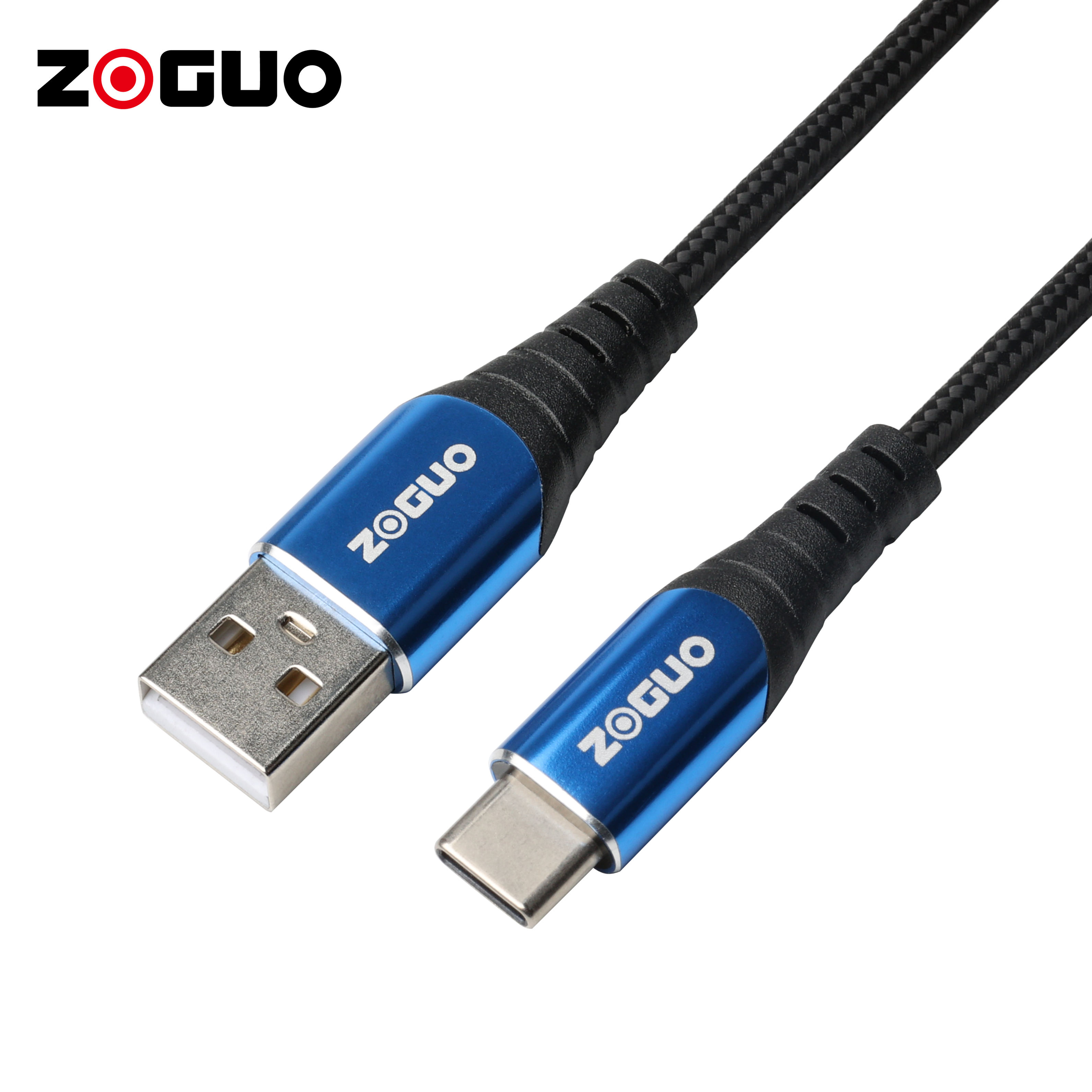 Free Samples Hot Selling 1M 2M 3M Fast USB Cable Cord Android Micro USB Data Quick USB Charging Cable