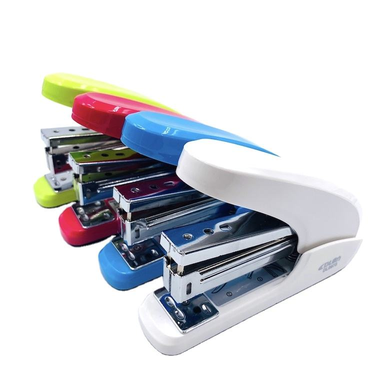 2020 Newest Stapler Edition Metal Manual Stapler 24/6 26/6 Include 100 Staples Office Accessories School Stationery Supplies