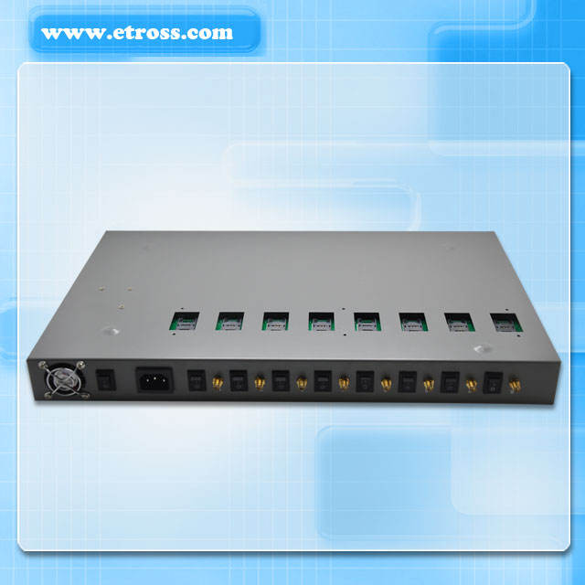 <span class=keywords><strong>8</strong></span> Port Gsm Fct Fixed Wireless Terminal dengan <span class=keywords><strong>FXS</strong></span>/RJ11