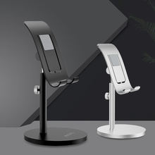 Universal Angle Adjustable Telescopic Mobile Phone Desktop Stand Aluminum Alloy Tablet Cell Phone Stand Holder