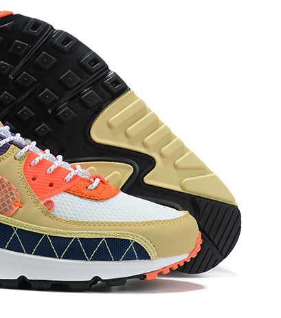 2021 MAX 90 Glasgow Style Men's Running Shoes nikeSneaker Air Cushion Sports Shoes Size 40-45 Shoes Men Sneakers