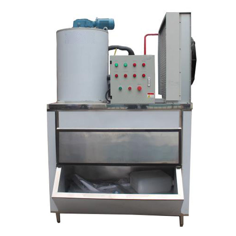 Commercial industrial sealing ice flake machine for sale