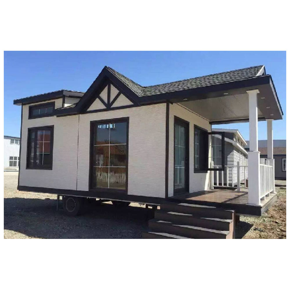 Factory Direct Sales Steel Structure Folding House Container Home Prefabricated with Customizable Colors