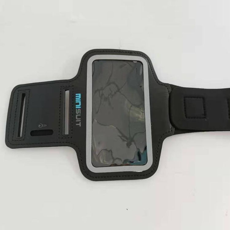 Outdoor Universele Waterdichte Stof Jogging GYM Fitness Workout Running Sport Armband voor mobiele Telefoon
