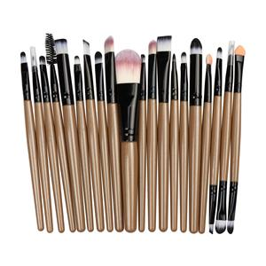 FOUNDATION Bubuk Blush Kosmetik Private Label Makeup Brush Set Makeup Brush Set 24 Buah Kuas Make Up Set