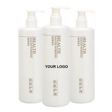 Custom logo OEM ODM Pump Purifying Face Wash Foam Facial Cream Cleanser