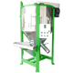 Sealed 1000Kg Plastic Raw Material Mixing Tank Mixer Machine